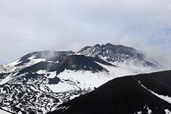 Gipfelkrater des Ätna von Montagnola
