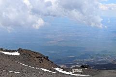 Blick ins Tal von La Montagnola