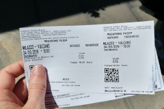 Tickets fürs Speedboot