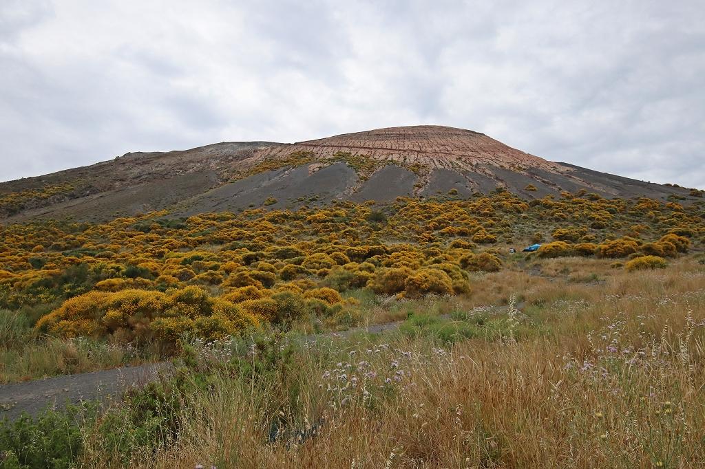 Blick auf Gran Cratere