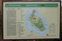 Übersicht Insel Vulcano