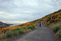Wanderweg auf den Gran Cratere