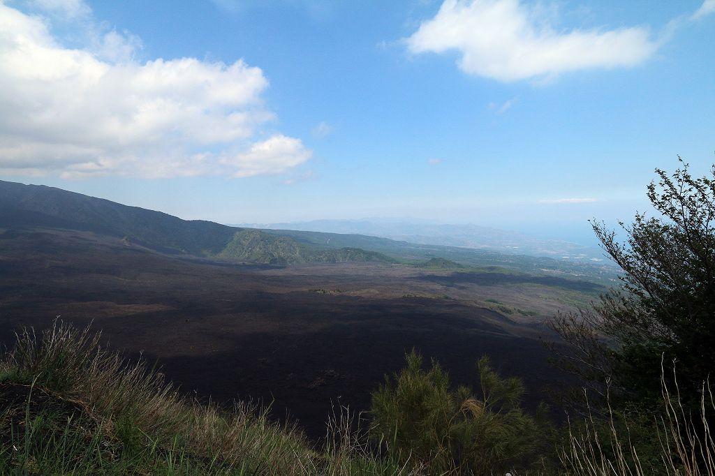 Ausblick ins Valle del Bove