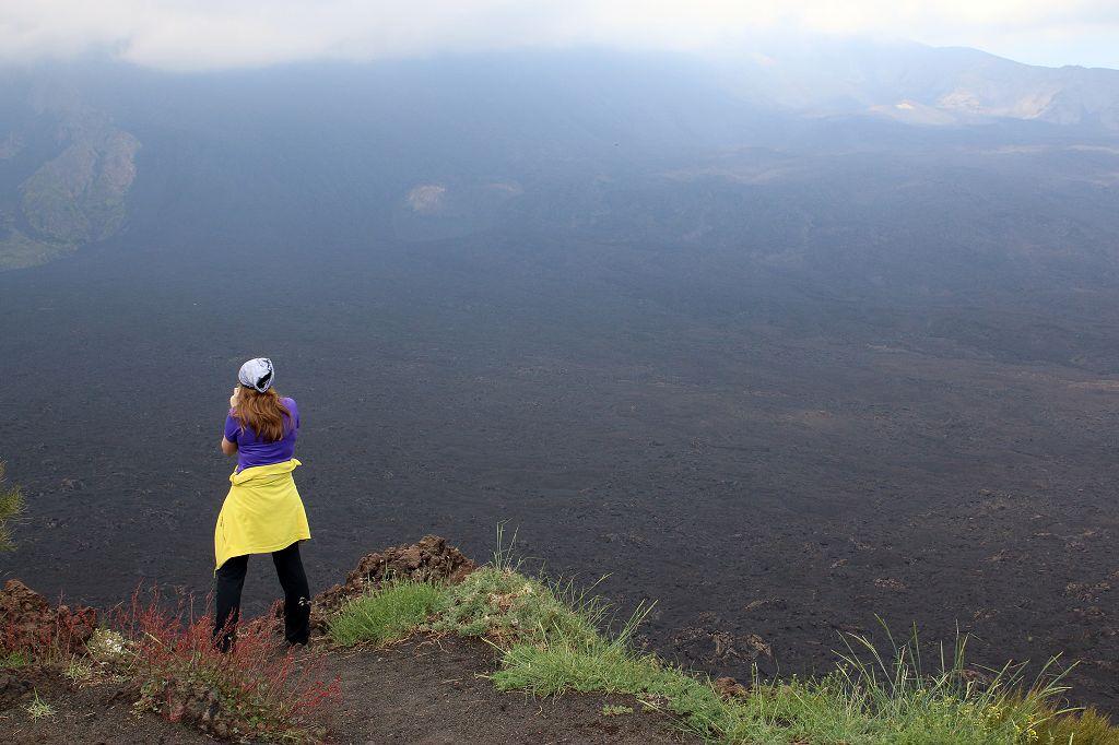 Blick vom Gipfel Monte Zoccolaro