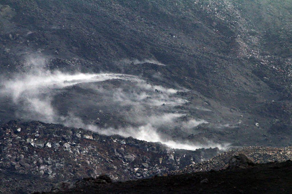 Alte Lavafelder des Ätna