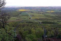 Adlerbogen auf dem Donnersberg